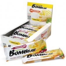 BOMBBAR протеиновый батончик, 60 гр (Лимонный торт)