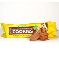 SNAQ FABRIQ Печенье овсяное, 180гр (9шт) С шоколадом