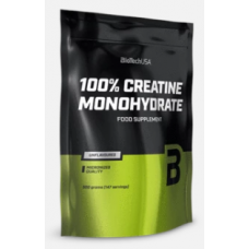 100% Creatine Monohydrate, 500g (пакет)