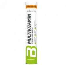 Multivitamin Effervescent, 20 tablets (Orange)