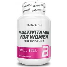 Multivitamin for Women, 60 tabs