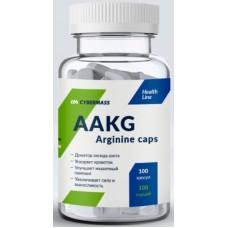 AAKG Arginine, 100 caps