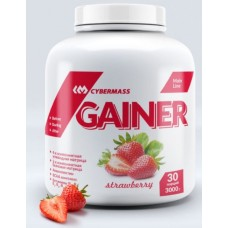 Gainer, 3.0 kg (Клубника)