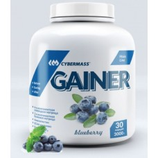 Gainer, 3.0 kg (Черника)