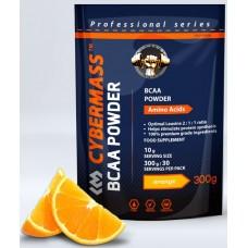 BCAA powder, 300g (Апельсин)