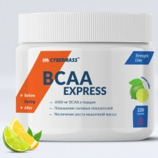 BCAA Express, 220g (Лайм-Лимон)