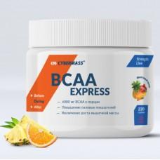 BCAA Express, 220g (Фруктовый пунш)