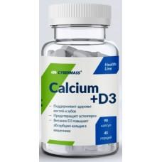 Calcium+D3, 90 caps
