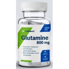 Glutamine 800 mg, 90 caps
