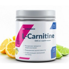 L-Carnitine, 120g (Лимон-Лайм)