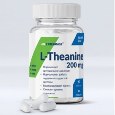 L-Theanine, 60 caps