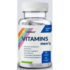 Vitamins men's, 90 caps
