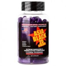 Asia Black, 100 caps