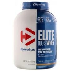 Elite 100% Whey, 2300 g (Chocolate Peanut Butter)