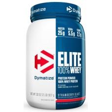 Elite 100% Whey, 907g (Strawberry Blast)