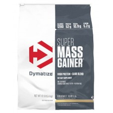Super Mass Gainer, 5.45 кг (Gourmet Vanilla)