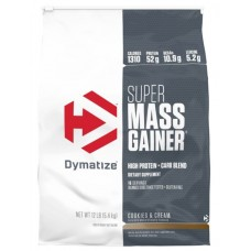 Super Mass Gainer, 5.45g (Cookies & Cream)