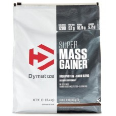 Super Mass Gainer, 5.45g (Rich Chocolate)