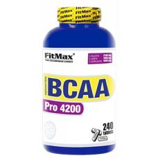Amino BCAA Pro 4200, 240tabs