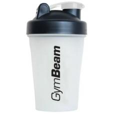 Shaker GymBeam black, 400 ml