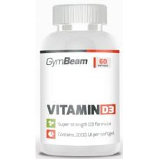 Vitamin D3 2000 IU, 120 caps