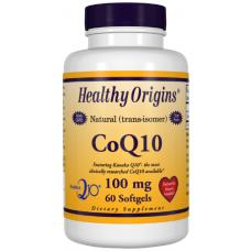 CoQ10 100 mg (Kaneka Q10®) , 60 softgels