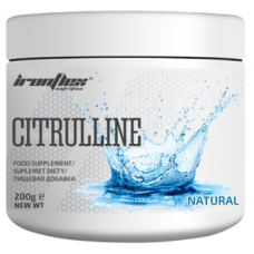 IronFlex - Citruline 200g (Natural)