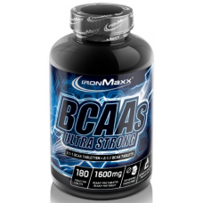 BCAAs Ultra Strong 2:1:1, 180 tabs