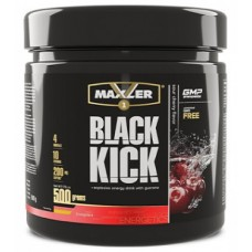 Black Kick, 500g банка (Cherry)