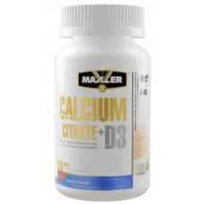 Calcium Citrate + D3, 120tabs