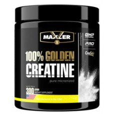 100% Golden Micronized Creatine, 300 g