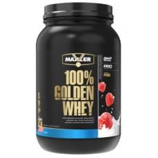 100% Golden Whey, 907g (Strawberry)