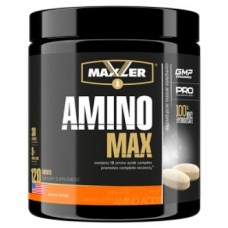 Amino Max Hydrolysate, 120 tabs