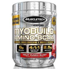 MyoBuild 4x Amino-BCAA, 45 servings