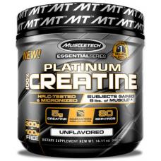 PLATINUM 100% CREATINE, 400g