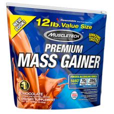 100% Premium Mass Gainer, 5.5 kg