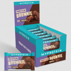 Protein Brownie, 75g (Chocolate Chip)