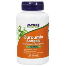 Curcumin, 60 Softgels