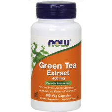Green Tea Extract 400, 100 vcaps
