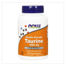 Taurine 1000 mg, 100 vcaps