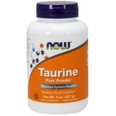 Taurine Pure Powder, 227g