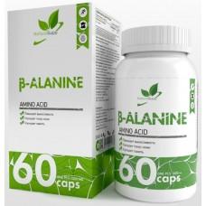 B-ALANINE (АЛАНИН), 60 caps