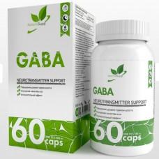GABA (ГАБА), 60 caps