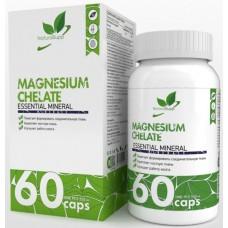 MAGNESIUM CHELATE (МАГНИЙ), 60 caps