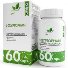 L - TRYPTOPHAN (L-ТРИПТОФАН), 60caps