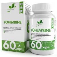 YOHIMBINE (ЙОХИМБИН), 60 caps