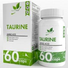 TAURINE (ТАУРИН), 60 caps