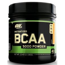 BCAA 5000 Powder, 380g (Orange)