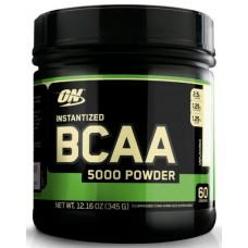 BCAA 5000 Powder, 345g (Unflavored)