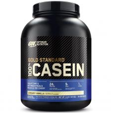 100% Casein Gold Standard, 1.81 kg (Creamy Vanilla)